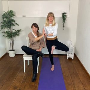 Deugden Stoel Yoga